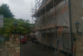 Re-Render Scaffold Ampthill